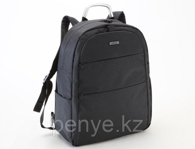 Рюкзак черный микрофибра