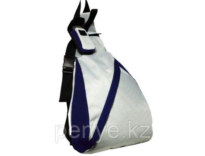 Рюкзак с карманом для мобильного телефона белый