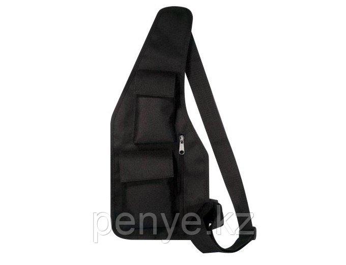 Рюкзак с карманом для мобильного телефона черный