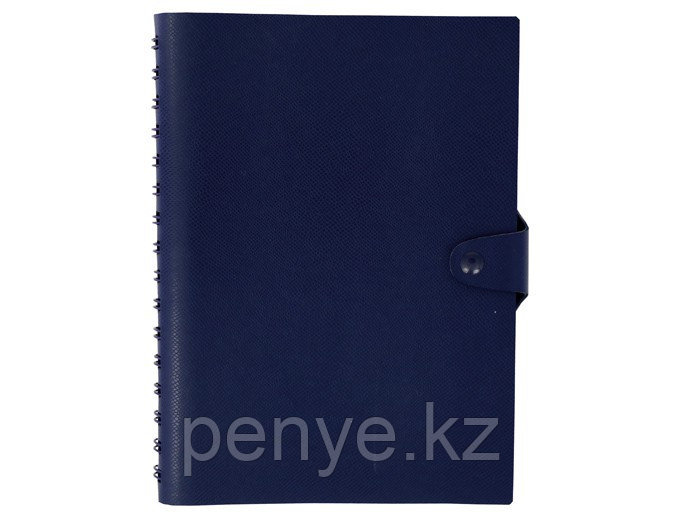 Датированный ежедневник А5 Prestige (Престиж) синий