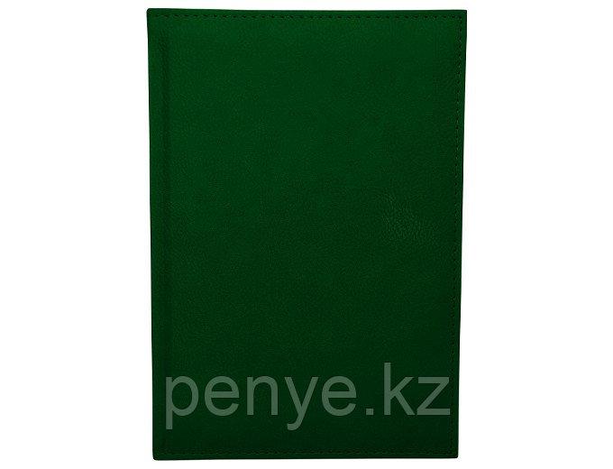 Полудатированный ежедневник А5 SIMPLE (Симплэкс) зеленый