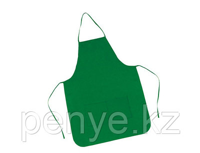 Фартук передник, цвет зеленый