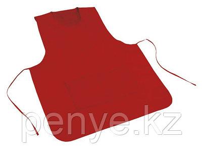 Фартук двухсторонний, цвет бордовый