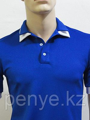 Рубашка-поло с двойным воротником