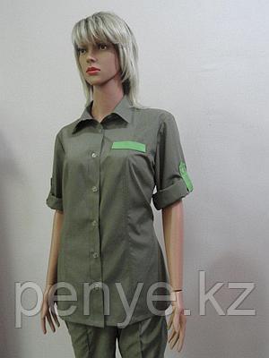 Униформа оливковая