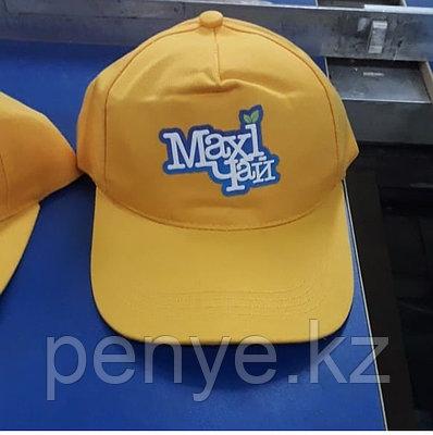 Бейсболки с логотипом компании