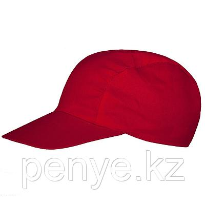 Бейсболка Unit Easy, красная