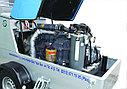 Дизельный пневмонагнетатель Mörtel Meister 5200 со скипом, фото 4