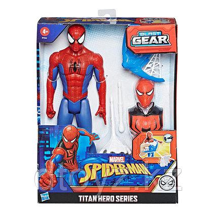 Игровой набор Человек-Паук с аксессуарами Spider-Man E7344