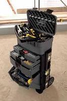 STANLEY, 1-92-279, Ящик для инструмента с колесами
