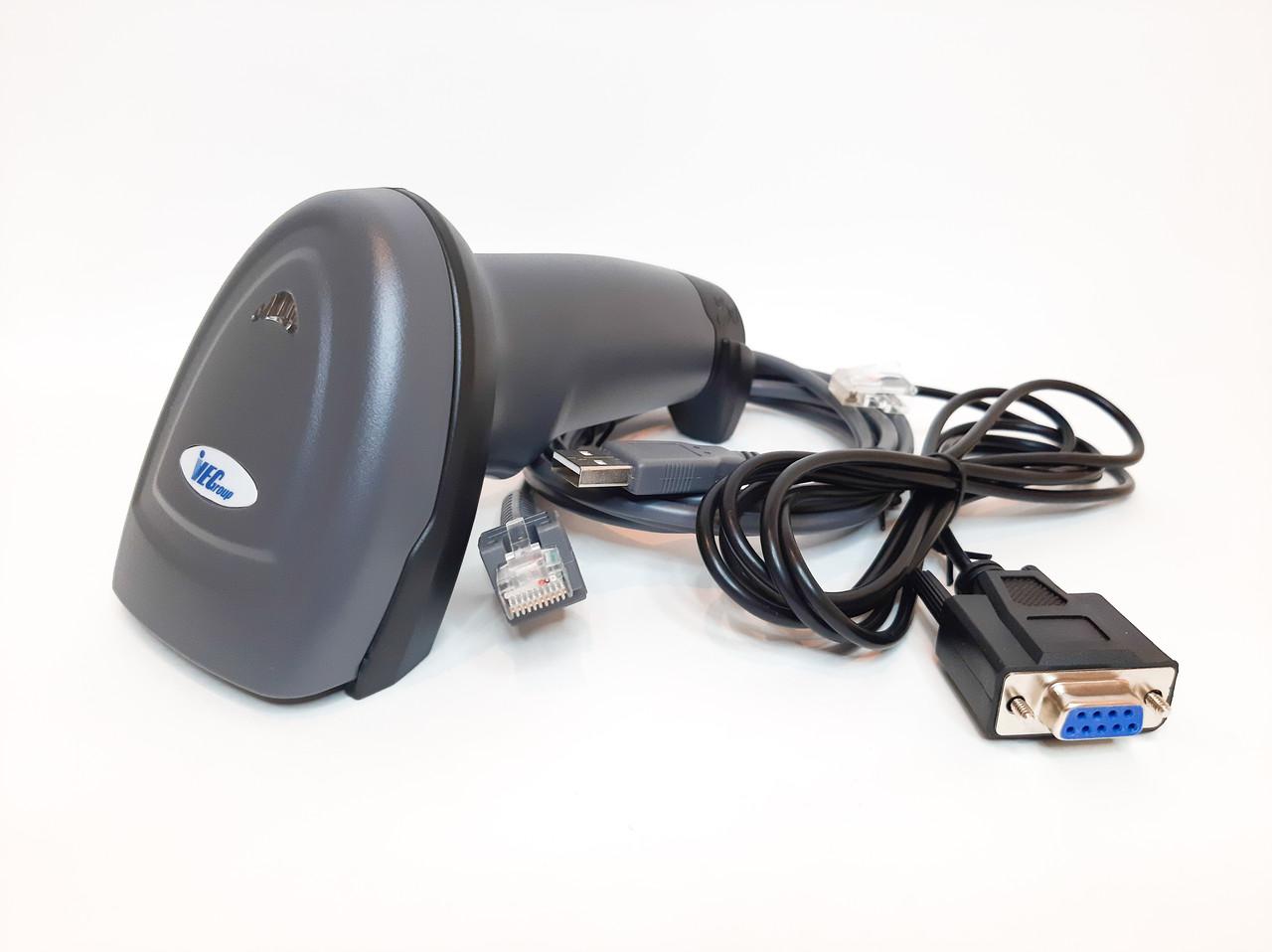 Быстрый 2D сканер для  сигарет