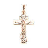 Крест из серебра Бронницкий ювелир V7000424000