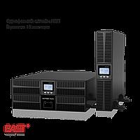 Однофазный онлайн ИБП EA900 G4 RT, 6кВА/6кВт, в универсальном корпусе RT (башня/стойка)
