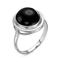 Кольцо из серебра с и стеклом Красная пресня 2339692Да