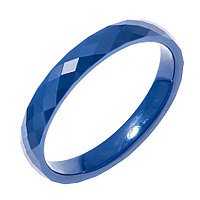 Кольцо с керамикой TEOSA ZCP-097-B-G