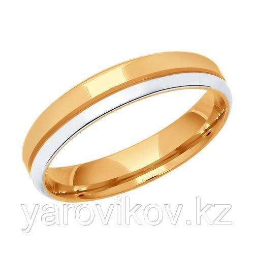 Серебряное кольцо SOKOLOV 94110029 - фото 1