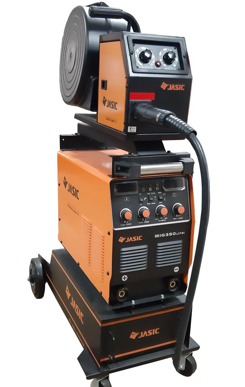 Полуавтомат сварочный MIG 350 (J72) + MMA  с турелью