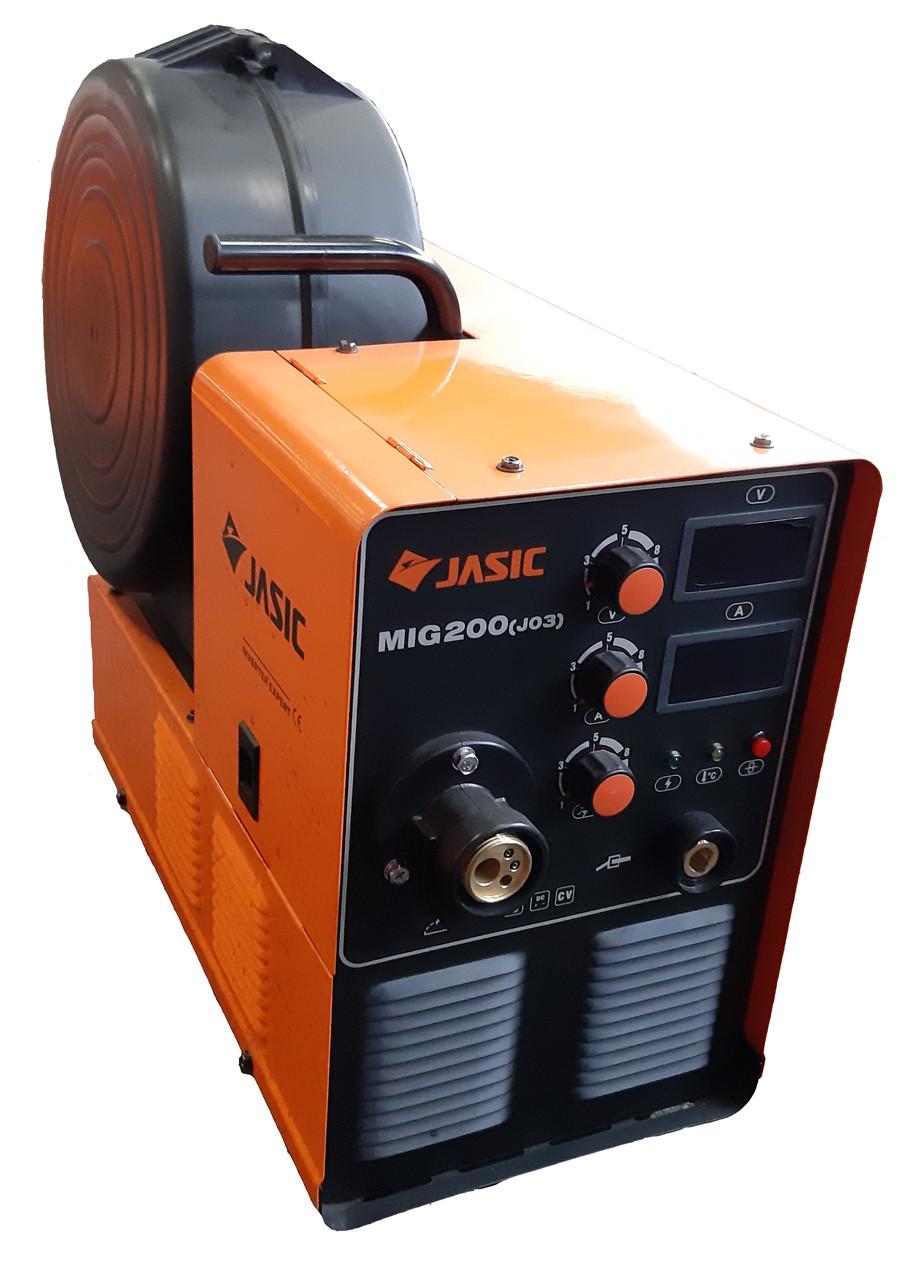 Полуавтомат сварочный MIG 200Y (J03) (N214)