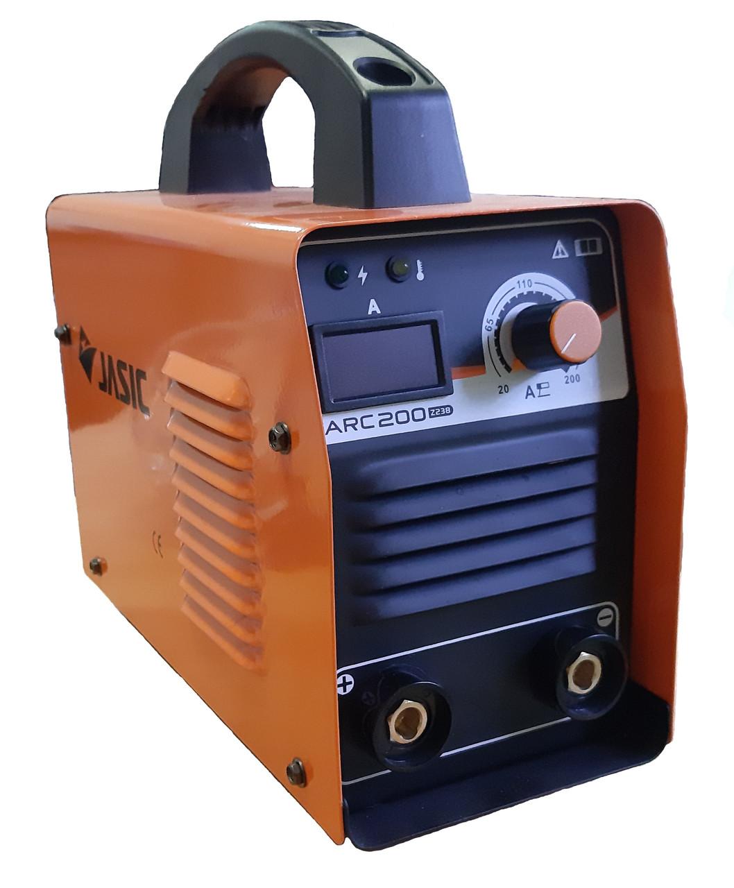 Сварочный инвертор ARC 200 (Z238)