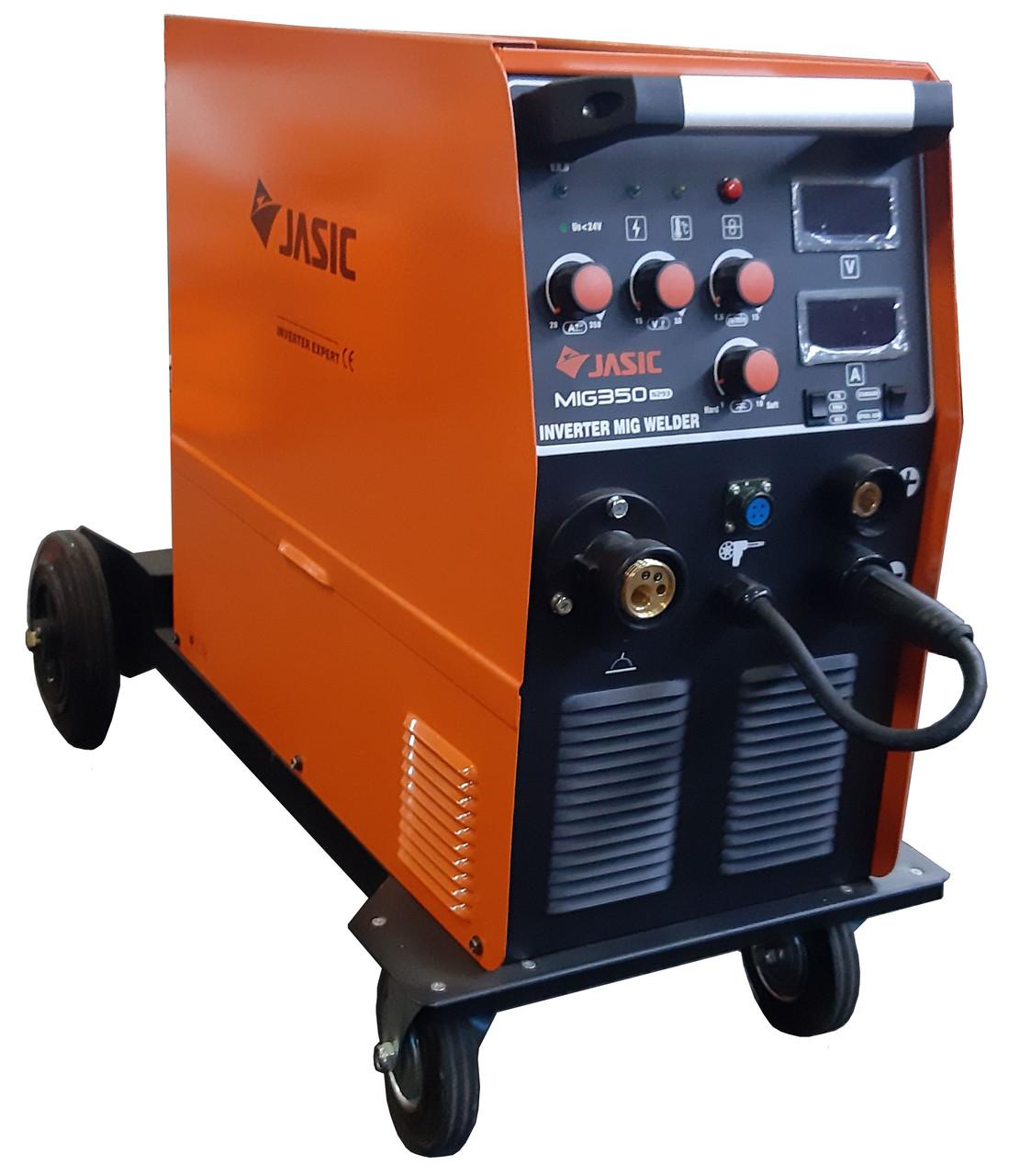 Сварочный полуавтомат MIG 350 (N293)/(J93) + ММА моноблок (3в1)