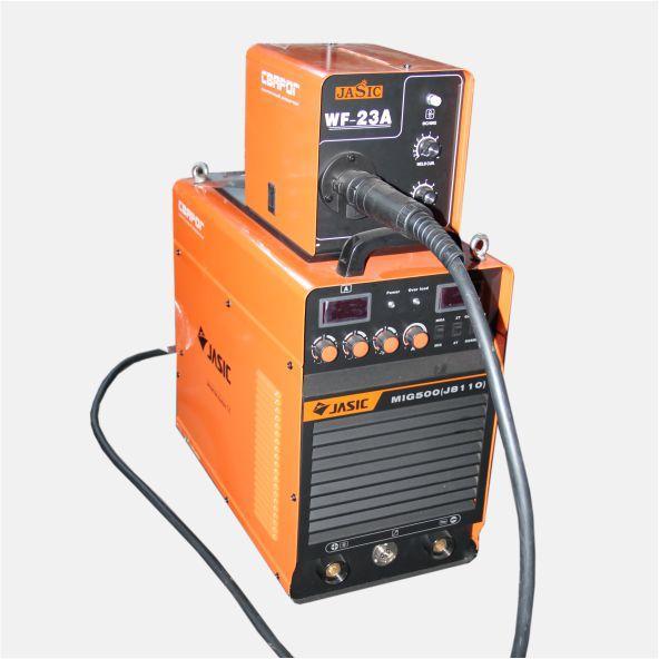 Сварочный полуавтомат MIG 500 (J8110) + ММА (N308)