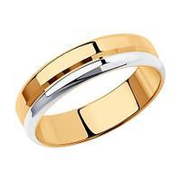 Кольцо из серебра SOKOLOV 94110028