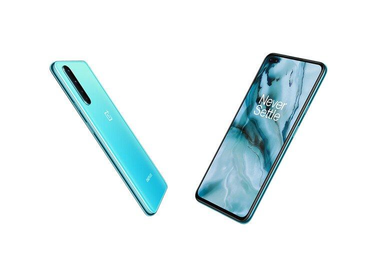 OnePlus NORD 12/256gb Marble Blue