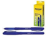 Ручка гелевая Mazari M-5504-70 Mistry синяя
