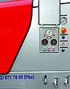 Пневмонагнетатель дизельный Mörtel Meister 6000 со скипом, фото 3