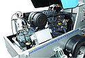 Пневмонагнетатель дизельный Mörtel Meister 6000 со скипом, фото 5