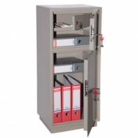 КБС - 042Т Металлический бухгалтерский шкаф