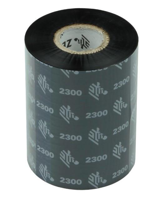 Риббон Zebra 2300 Wax 64/74