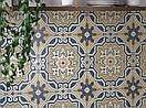 Керамогранит 42х42 - Севилья    Seville многоцветный с узорами, фото 3
