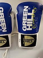 Бокс перчатки Green Hill