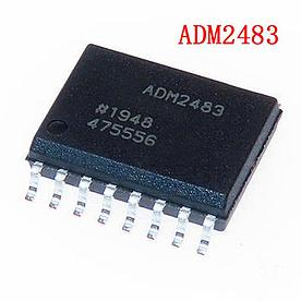 Микросхема ADM2483BRWZ ADM2483BRW ADM2483 SOP-16