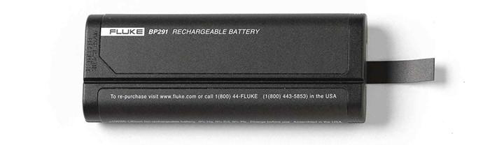 BP291, Литиево-ионная батарея двойной емкости (4800 мАч) для приборов Fluke 190 серии 2