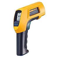 Бесконтактный +Конатактный Термометр Fluke 566 Температура ИК - от -40°C до 650°C в госреестре пирометр