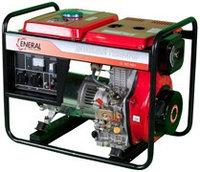 Электростанции дизельные промышленные ENERAL от 10,8 до 37 кВт всех типоразмеров