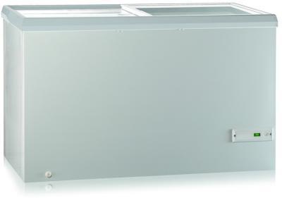Морозильный ларь со стеклянной крышкой POZIS FH-250