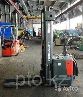 Самоходный штабелер Noblelift PS 15, 1,5 тн, фото 2