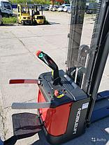 Самоходный штабелер Noblelift PS 16N, 1,6 тн, фото 3