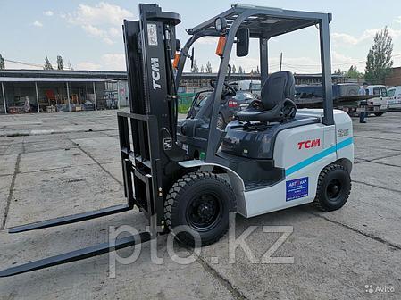 Вилочный погрузчик TCM FD25T3Z, 2,5 тн, фото 2