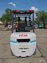 Вилочный погрузчик TCM FD25T3Z, 2,5 тн, фото 3