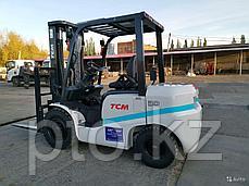 Вилочный погрузчик TCM FD30T3Z, 3 тн, фото 3