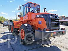 Фронтальный погрузчик Doosan SD300, 5 тн, фото 3