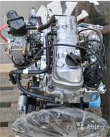 Бензиновый двигатель Ниссан, К15