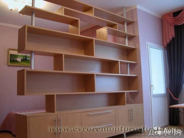 Изготовление индивидуальной корпусной мебели