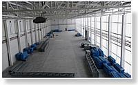 Строительство склада из Сэндвич панелей