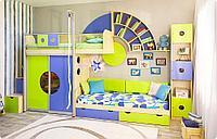 Мебель для детской комнаты на заказ (стенки, диваны, шкафы)