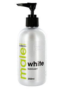 """Белая анальная смазка """"Male White"""", 250 мл, Нидерланды"""